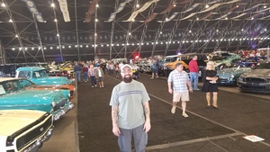 Bacle attended Barrett Jackson - the Worlds Greatest Collector Car Auctions - 1 Ticket Equals 2 - Sunday on Jan 14th 2018 via VetTix
