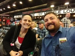 Sean attended Barrett Jackson - the Worlds Greatest Collector Car Auctions - 1 Ticket Equals 2 - Monday on Jan 15th 2018 via VetTix
