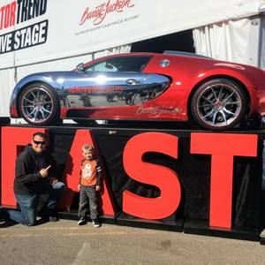 Kip attended Barrett Jackson - the Worlds Greatest Collector Car Auctions - 1 Ticket Equals 2 - Monday on Jan 15th 2018 via VetTix
