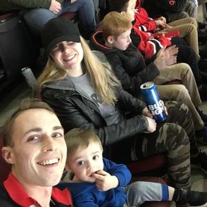 Greg attended New Jersey Devils vs. Philadelphia Flyers - NHL on Jan 13th 2018 via VetTix