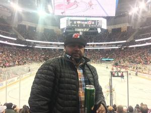 Tony attended New Jersey Devils vs. Nashville Predators - NHL on Jan 25th 2018 via VetTix