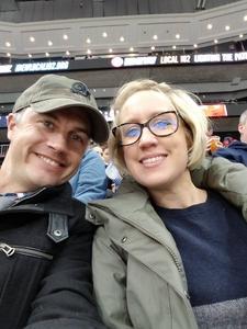 Fred attended New Jersey Devils vs. Nashville Predators - NHL on Jan 25th 2018 via VetTix