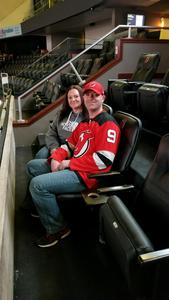 Scott attended New Jersey Devils vs. Nashville Predators - NHL on Jan 25th 2018 via VetTix