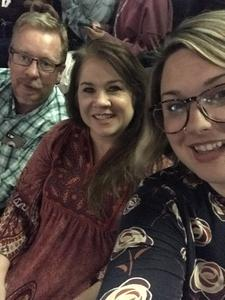 Shelly attended Cirque Holiday Musica Presents Believe on Dec 20th 2017 via VetTix