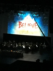 Tim attended Cirque Holiday Musica Presents Believe on Dec 20th 2017 via VetTix