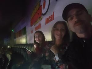 Robert attended Cirque Holiday Musica Presents Believe on Dec 20th 2017 via VetTix