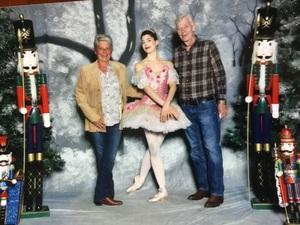 Gordon attended The Nutcracker Performed by Ballet Arizona on Dec 16th 2017 via VetTix
