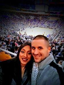 Jeff attended Phoenix Suns vs. Memphis Grizzlies - NBA on Dec 21st 2017 via VetTix