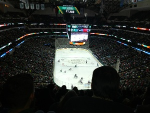 Luis attended Dallas Stars vs. Washington Capitals - NHL on Dec 19th 2017 via VetTix