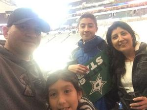 Darren attended Dallas Stars vs. Washington Capitals - NHL on Dec 19th 2017 via VetTix