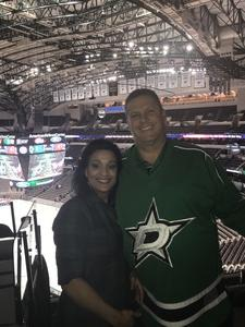 Robert attended Dallas Stars vs. Washington Capitals - NHL on Dec 19th 2017 via VetTix