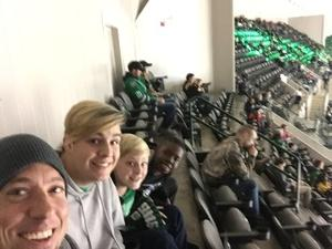 Dustin attended Dallas Stars vs. Washington Capitals - NHL on Dec 19th 2017 via VetTix