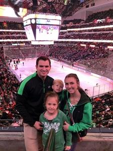 Trey attended Dallas Stars vs. Washington Capitals - NHL on Dec 19th 2017 via VetTix