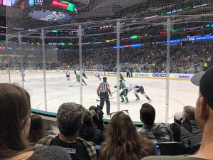Alberto attended Dallas Stars vs. Washington Capitals - NHL on Dec 19th 2017 via VetTix