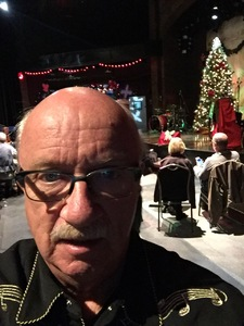DAVID attended Holiday Cabaret - Christmaz With the Good Feelz on Dec 16th 2017 via VetTix