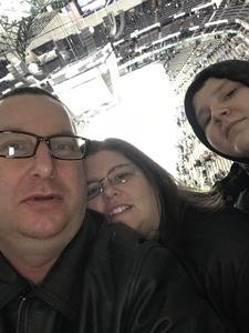 Timothy attended Dallas Stars vs. Columbus Blue Jackets - NHL on Jan 2nd 2018 via VetTix