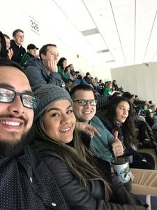 Saul attended Dallas Stars vs. Columbus Blue Jackets - NHL on Jan 2nd 2018 via VetTix