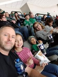 Jerry attended Dallas Stars vs. Columbus Blue Jackets - NHL on Jan 2nd 2018 via VetTix
