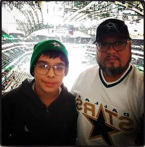 Sean attended Dallas Stars vs. Columbus Blue Jackets - NHL on Jan 2nd 2018 via VetTix