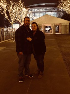 David attended Goodyear Cotton Bowl Classic - USC Trojans vs. Ohio State Buckeyes - NCAA Football on Dec 29th 2017 via VetTix