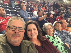 Erik attended Goodyear Cotton Bowl Classic - USC Trojans vs. Ohio State Buckeyes - NCAA Football on Dec 29th 2017 via VetTix