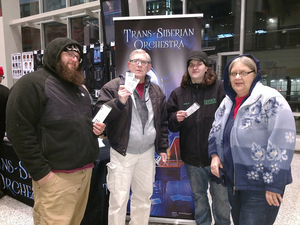 Steve D attended Trans-siberian Orchestra Presented by Hallmark Channel - 8 Pm Show on Dec 26th 2017 via VetTix