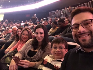 Jerry attended Trans-siberian Orchestra Presented by Hallmark Channel - 8 Pm Show on Dec 26th 2017 via VetTix
