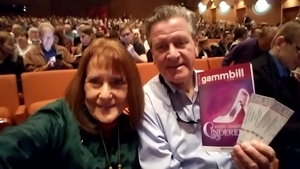 Ruby attended Rodgers + Hammerstein's Cinderella - Christmas Eve Matinee on Dec 24th 2017 via VetTix