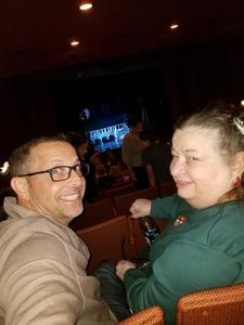 Patrick attended Rodgers + Hammerstein's Cinderella - Christmas Eve Matinee on Dec 24th 2017 via VetTix