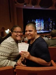 Carolyn attended Rodgers + Hammerstein's Cinderella - Christmas Eve Matinee on Dec 24th 2017 via VetTix