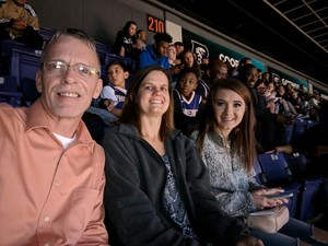 richard attended Phoenix Suns vs. Philadelphia 76ers - NBA on Dec 31st 2017 via VetTix