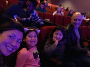 Jason attended Peter Pan and Tinker Bell: a Pirate's Christmas on Dec 24th 2017 via VetTix