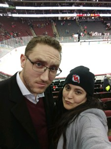 Louis attended New Jersey Devils vs. Calgary Flames - NHL on Feb 8th 2018 via VetTix