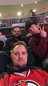 Marc attended New Jersey Devils vs. Calgary Flames - NHL on Feb 8th 2018 via VetTix