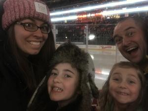 Kenneth attended New Jersey Devils vs. Calgary Flames - NHL on Feb 8th 2018 via VetTix