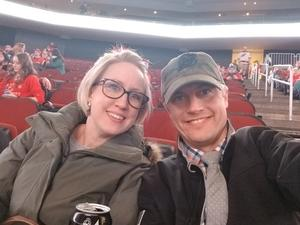 Fred attended New Jersey Devils vs. Carolina Hurricanes - NHL on Mar 27th 2018 via VetTix