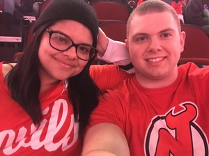 Lloyd attended New Jersey Devils vs. Carolina Hurricanes - NHL on Mar 27th 2018 via VetTix