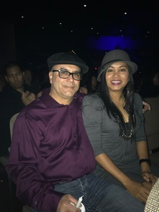 Vincent attended Cutting Board Comedy Show - New Year's Eve Weekend on Dec 29th 2017 via VetTix