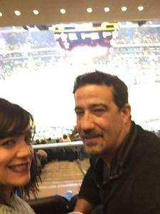 Ronald attended PBR Monster Energy Buck Off at the Garden - Saturday Only on Jan 6th 2018 via VetTix