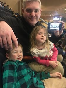 Kevin attended PBR Monster Energy Buck Off at the Garden - Sunday Only on Jan 7th 2018 via VetTix