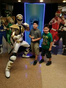 Frederick attended Ace Comic Con at Gila River Arena (tickets Only Good for Monday, January 15th) on Jan 15th 2018 via VetTix