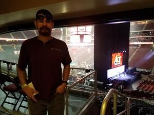 Robert attended Ace Comic Con at Gila River Arena (tickets Only Good for Monday, January 15th) on Jan 15th 2018 via VetTix