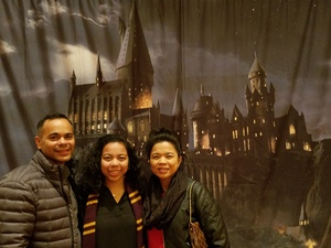 ed attended Harry Potter and the Chamber of Secrets in Concert - Friday on Jan 5th 2018 via VetTix