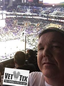 Glenn attended Phoenix Suns vs. Houston Rockets - NBA on Jan 12th 2018 via VetTix