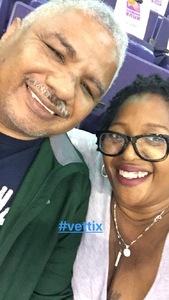 Jimmy attended Phoenix Suns vs. Houston Rockets - NBA on Jan 12th 2018 via VetTix