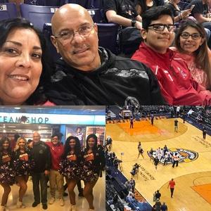 Richard attended Phoenix Suns vs. Houston Rockets - NBA on Jan 12th 2018 via VetTix