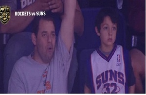 Roger attended Phoenix Suns vs. Houston Rockets - NBA on Jan 12th 2018 via VetTix