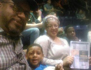 Michael attended Phoenix Suns vs. Houston Rockets - NBA on Jan 12th 2018 via VetTix