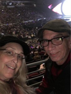 Joe Douglas attended Katy Perry: Witness the Tour on Jan 12th 2018 via VetTix