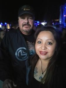 Jerry attended Quiet Riot on Feb 9th 2018 via VetTix